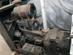 Gerador de energia 80kva Mercedes Benz 6 cilindros aspirado