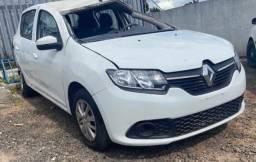 Sucata Renault sandero 2015 até 2019