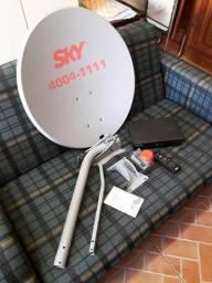 Kit Antena Sky