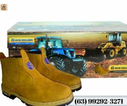 Botas new holland