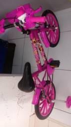 Bicicleta infantil (tem desconto no valor a vista)