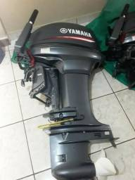 Motor de POPA 40HP Yamaha seminovo