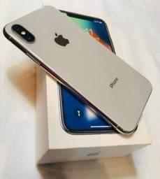 IPhone X, branco 64gb