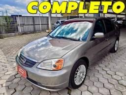 Honda Civic LX 2001 COMPLETISSIMO - 2001