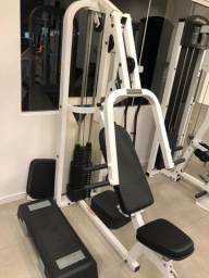 Supino Regulável Pacific Fitness
