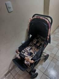Carrinho de Bebê Ursinho<br>