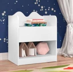 Mesa de Cabeceira Infantil Princess Alice Luke Móveis