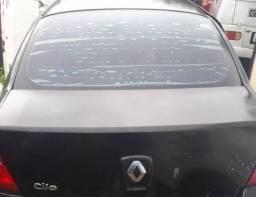 Vidro Traseiro Vigia para Renault Clio Sedan Original