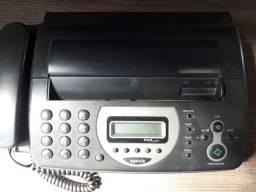 Aparelho de fax Intelbrás / pra vender logo