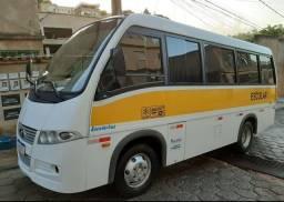 Micro ônibus volare V8 Marcopolo