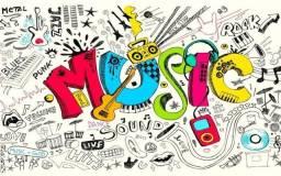 Aulas de música/musicoterapia