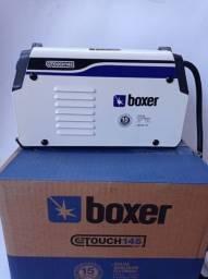 Inversora de solda Touch 145 Boxer R$: 450.00 avista