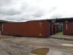 Container Dry ( Caixas Marítimas )