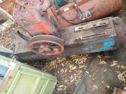2 Compressor usado sem motor elétrico