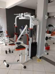 Academia Musculação (aceito cartão)