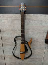 Violao Yamaha Silent SLG 100 Mixer Instrumentos Musicais