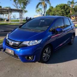 Honda Fit EX 1.5 16V Aut. CVT 2015 - apenas 60mil kms