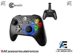 Título do anúncio: Controle Bluetooh GameSir T4 Pro - Entregamos e Aceitamos Cartões