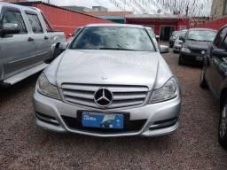 Título do anúncio: Mercedes c180 1.8/2012 Gasolina