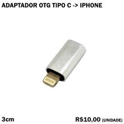 Adaptador OTG Tipo C para iPhone