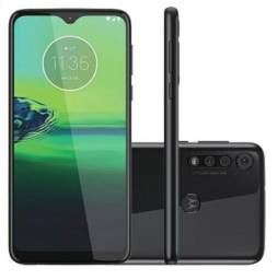 Motorola Moto G8 Play Dual Chip Desbloqueado- Preto Ônix