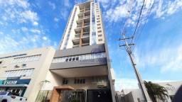 Apartamento com 2 dormitórios sendo 1 suíte - Edifício Omoiru - Centro