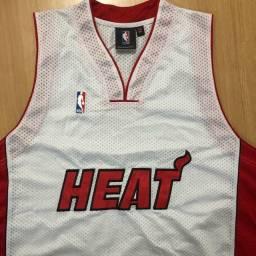 Camisa Miami Heat basquete