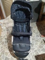 Carrinho de bebe  (3 meses de uso)