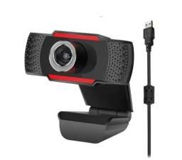 (NOVO) Webcam 720p Hd Usb Câmera De Computador Com Microfone