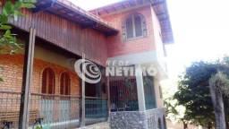 Casa à venda com 5 dormitórios em Ouro preto, Belo horizonte cod:640294