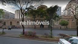 Apartamento à venda com 1 dormitórios em Centro, Belo horizonte cod:760845