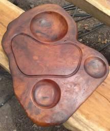 Móveis rústicos artesanais