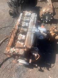 Motor MWM X10 série 10