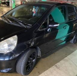 Honda Fit Automático - R$25000,00