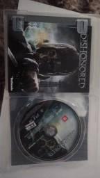 Jogos de PS3 e PS4