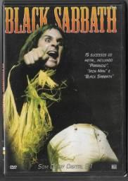 Dvd Black Sabbath - 15 Sucessos Do Metal Semi Novo