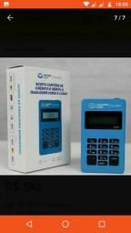Máquina de cartão bluetooth mercado pago