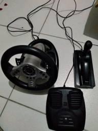 Volante Gamer PC/PS2/PS3