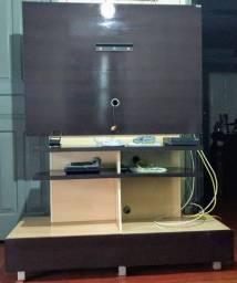 Linda e moderna rack para TV