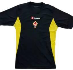 Promoção! Camisa Oficial Passeio - Lotto Fiorentina Torcedor