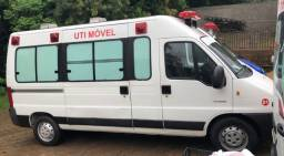 Ambulância Jumper Ducato