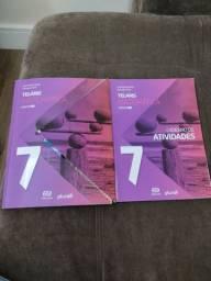 Livro usado - Telaris Matemática 7 ano