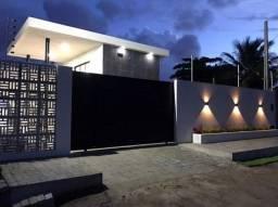 Portal do Sol - Casa  Nova , Moderna , 3 Quartos ( 2 Suítes ) - 148 Metros - Linda !