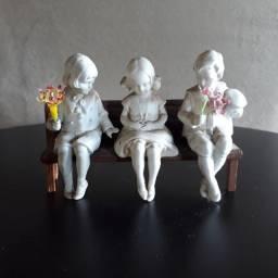 Peças decorativas - biscuit