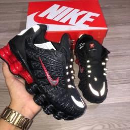 Nike shox 10 molas