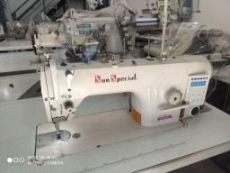 Título do anúncio: Máquina de Costura Reta Direct Drive Sun Special com Rádio FM / Bluetooth