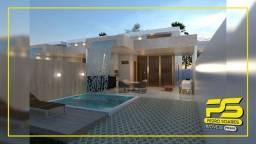 Casa com 2 dormitórios à venda, 84 m² por R$ 230.000 - Cidade Balneária Novo Mundo I - Con