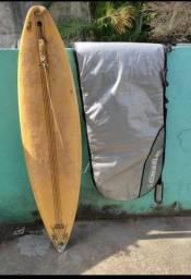 Prancha de surf.