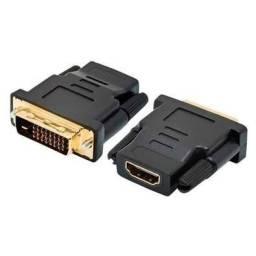Título do anúncio: Adaptador DVI para HDMI