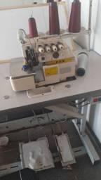Máquina para confecção overlock